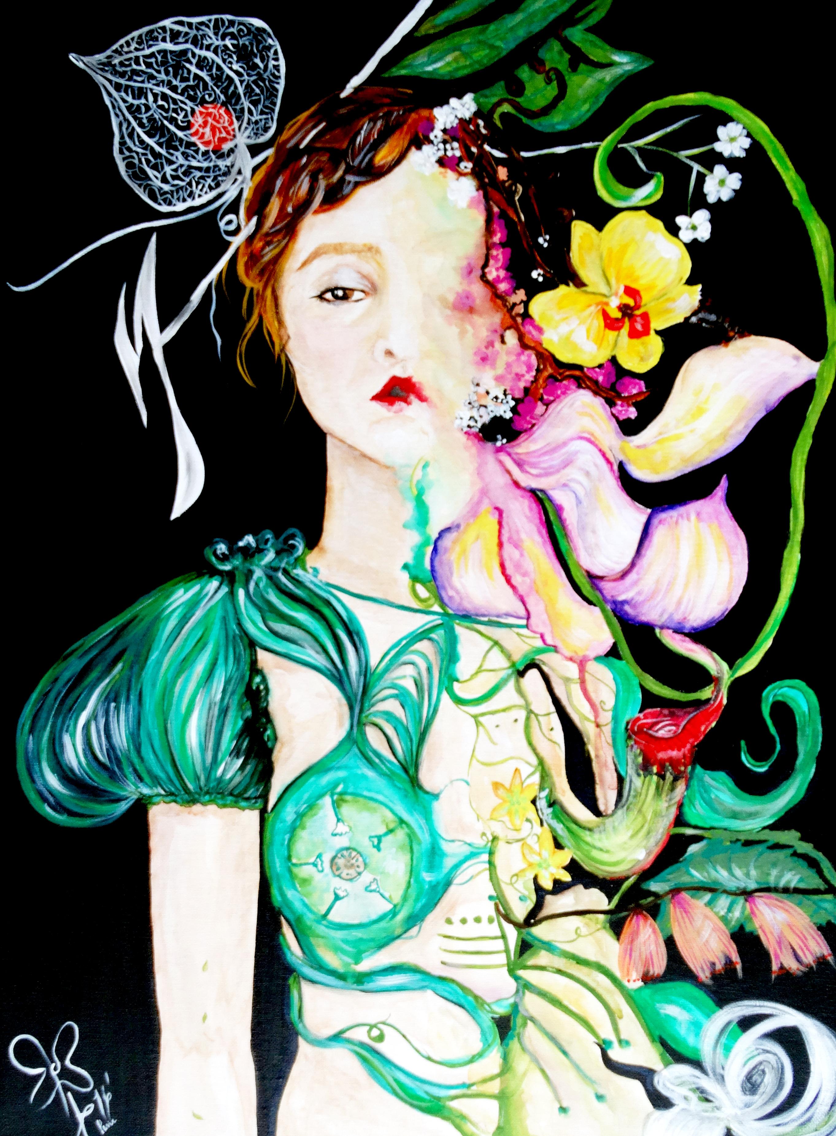 Je voudrais être le rêve d'un botaniste