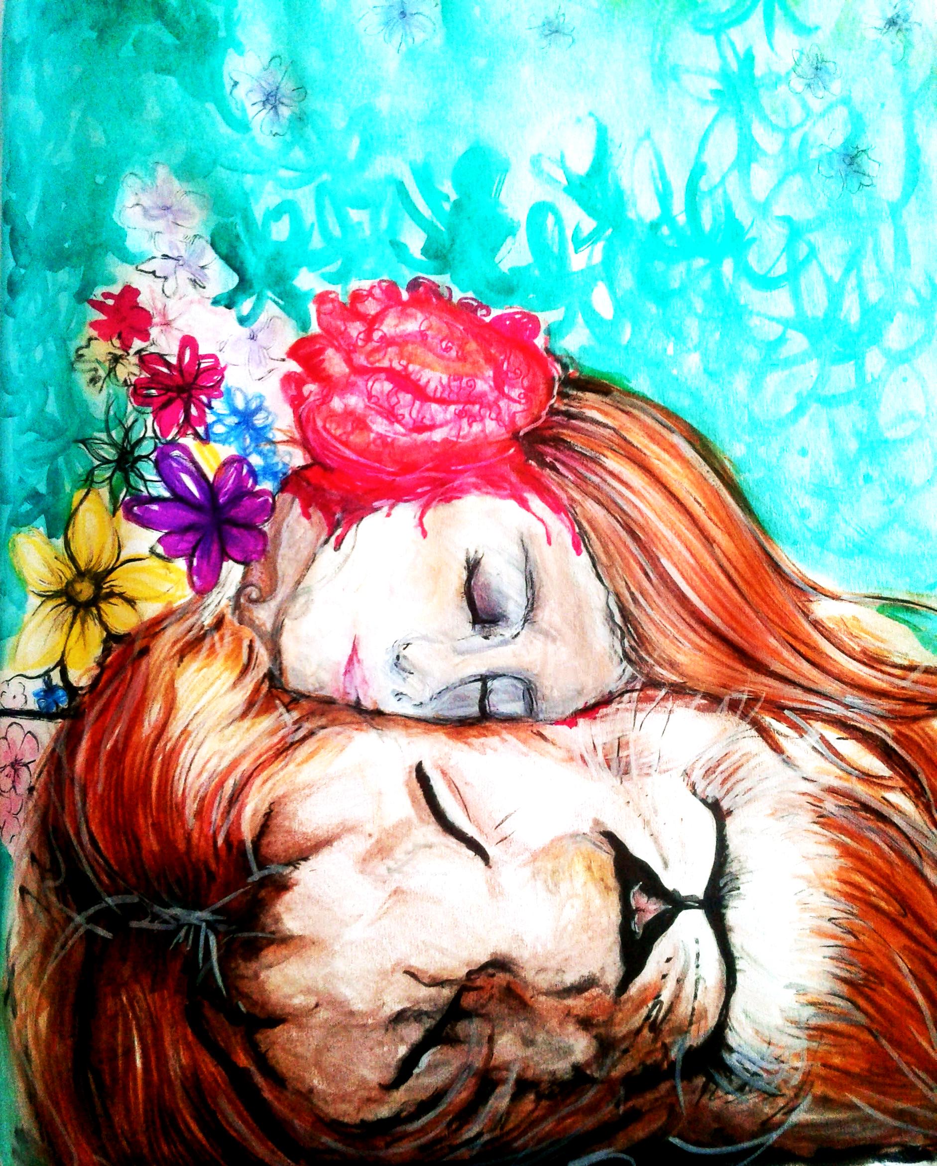 Cambriolage - lion